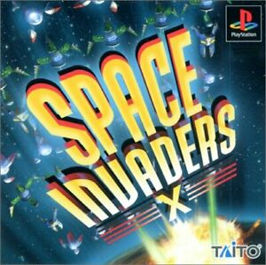 USED-PS1-PS-PlayStation-1-Space-Invaders-X