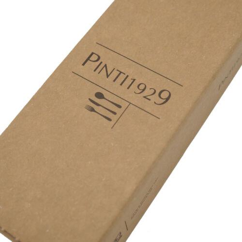 12 unidades 1929 Pinti acero inoxidable Design kuchengabeln torta horquilla cubiertos inoxidable