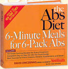 The Abs Diet: 6-minute Meals for 6-pack Abs by David Zinczenko (Hardback, 2006)