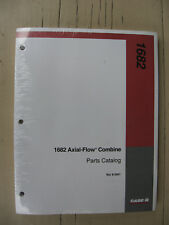 Case Ih 1682 Combine Original Parts Catalog 8 3601