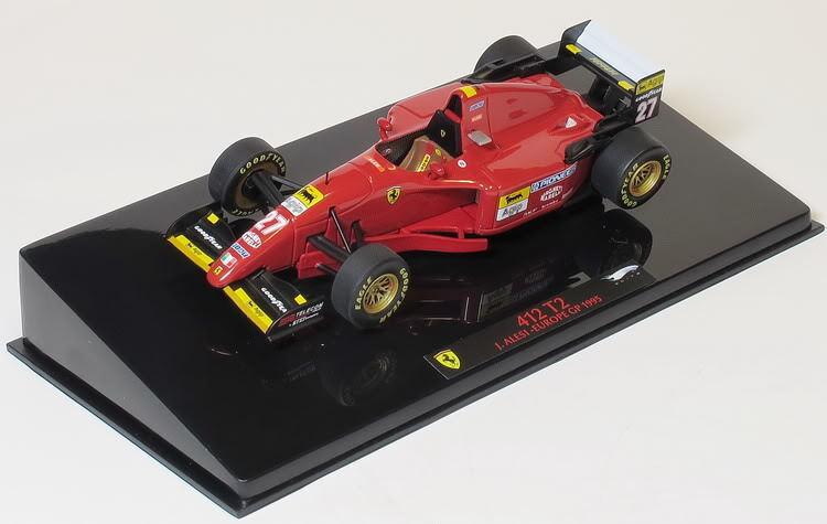 muy popular Ferrari 412 T2 GP Europe J.Alesì T6286    1 43 Hot Wheels Elite  ofrecemos varias marcas famosas