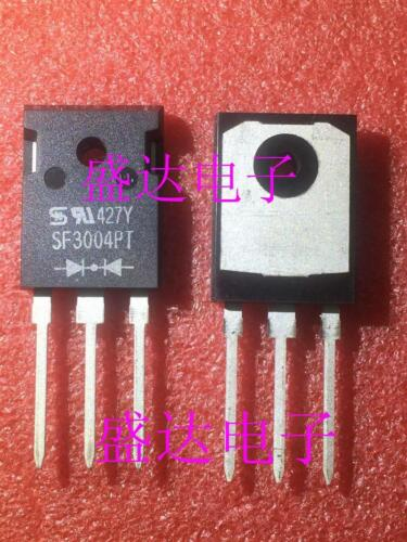 5 x SF3004PT 30A SUPER-FAST GLASS PASSIVATED RECTIFIER TO-247