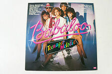 Babaloo-adolescente MUSICA SAX Bass Guitar Keyboard 2608571 EMI disco LP 31