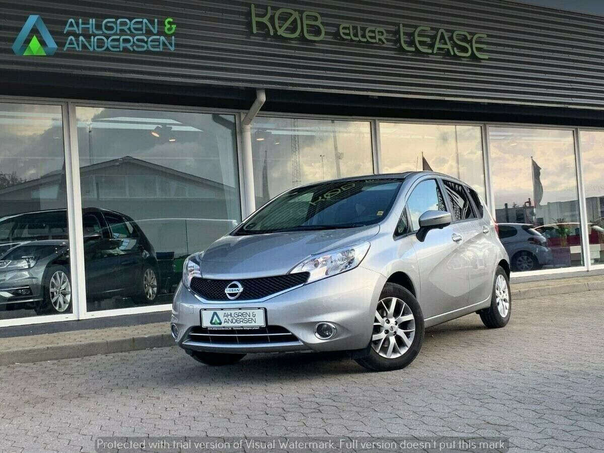 Nissan Note 1,2 Acenta+ 5d