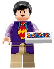 NEW LEGO PAUL McCARTNEY MINIFIG beatles yellow submarine 21306 minifigure figure