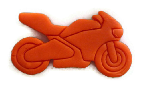Motorcycle Cookie Cutter Fondant Cutter