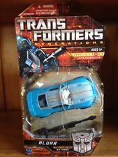 Transformers Generations Deluxe Blurr (Drift Redeco) MOSC