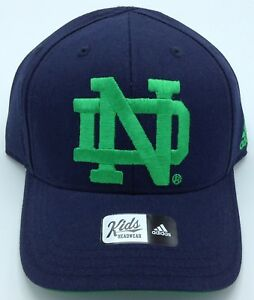 d60ad98d3b6ce Image is loading NCAA-Notre-Dame-Fighting-Irish-Adidas-Toddler-Adjustable-