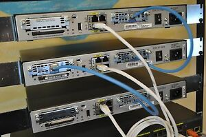 Details about Cisco CCENT CCNA CCNP LAB KIT 3x Cisco 1841 256/64 IOS 15 1  2x 2960-24 IOS 15 0