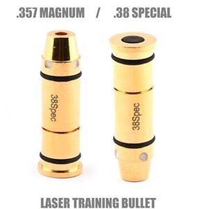 .357 Magnum Lasertrainer Qualitativ hochwertige Trainingskugel .38 Special