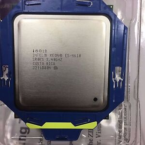 Intel Xeon Processor E5-4610 15M Cache 2.40 GHz 6 Core CPU SR0KS LGA2011