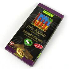 (2,49/100g) Rapunzel Edelbitter Schokolade 70 % Kakao HiH bio vegan 80 g