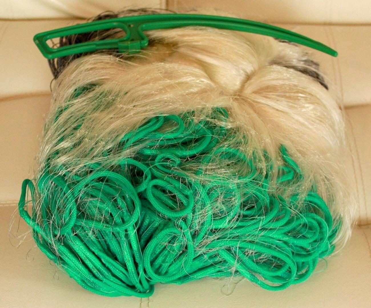Rete fisse, rete di pesce, kastingnetz, Profi metti rete 1,8mx60 M 60 MM, Finle rete