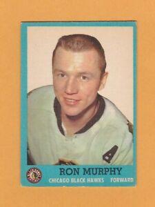 1962-63-NHL-Topps-40-Ron-Murphy-Ex