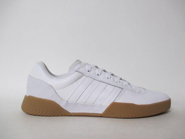 adidas City Cup White Gum Sz 12 B22729
