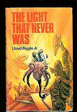 Light That Never Was by Biggle, Lloyd-ExLibrary