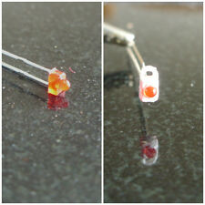 Red LED  1.8mm  x  20. inc. resistors FREE POSTAGE