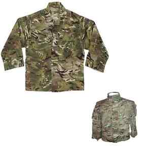 British army surplus MTP field jacket, NEW - TROPICAL and WARM WEATHER
