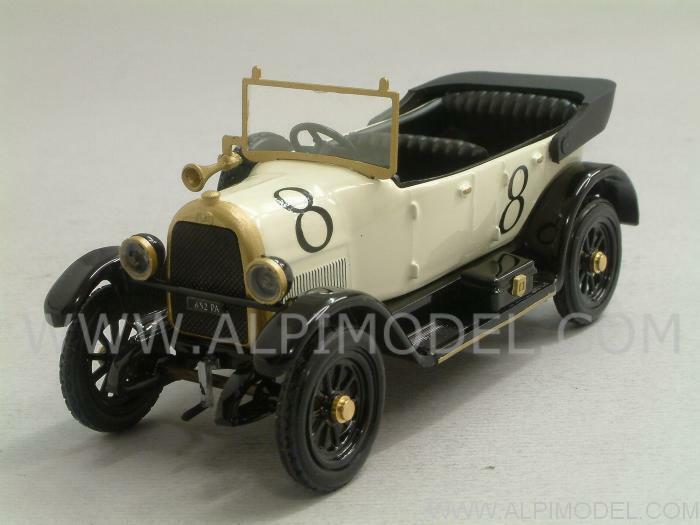 Fiat 501 Palermo-montepellegrino 1926 1 43  Rio 4310  mode classique