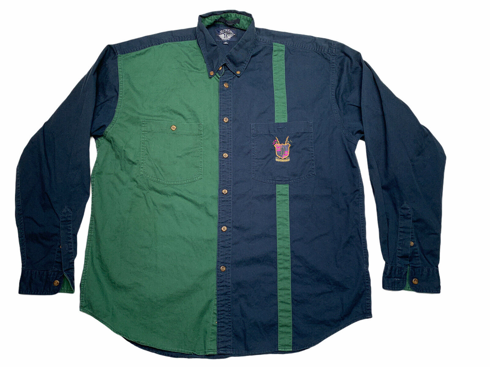 Light Green Shirt Retro Green Shirt 90s Light Green Short Sleeve Button Down Shirt Mens Large Vintage Mens Button Down Shirt
