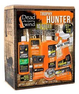 Image Is Loading Trophy Hunter Dead Down Wind Set Hunting Deer