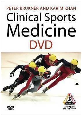 (Good)-Clinical Sports Medicine (DVD)--0074716972