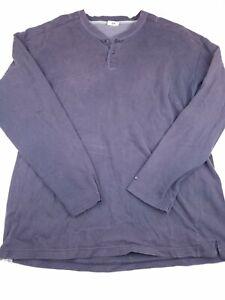 Columbia-Sportswear-Activewear-Outdoor-Henley-Long-Sleeve-Gray-Shirt-Mens-XXL-P3