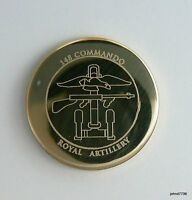 148 Commando Royal Artillery regimental British military army blazer button