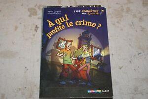 Les-enquetes-de-Chloe-A-qui-profite-le-crime-de-Dieu-Livre-d-039-occasion