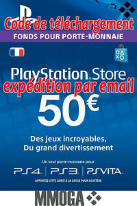 50-EUR-Carte-PlayStation-Network-50-EURO-PSN-Code-Jeu-Compte-francais-FR
