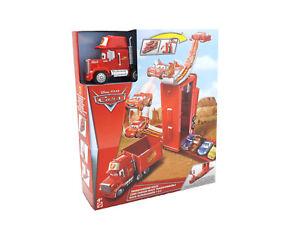 Film- & TV-Spielzeug Transforming Mack Megasprung Cars Mattel