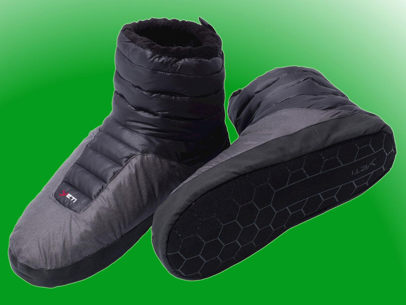 Yeti Sundown PIUMINO Stivali, capanne scarpe, pantofole, Outdoor, DOWN STIVALI