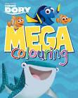 Disney Pixar Finding Dory Mega Colouring by Parragon Books Ltd (Paperback, 2016)