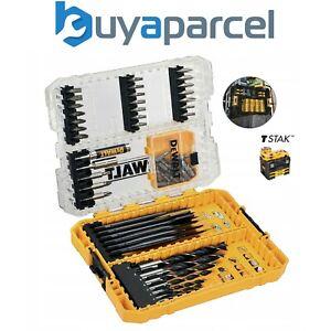 Dewalt DT70758 Extreme 57 Pc Screwdriver + Flat Spade + Brad Point Bit Tstak Set
