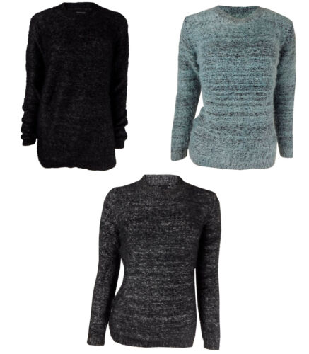 Ex Z-ra Super Soft Soft-touch Knit Sweater Size S XXL 3 Colours