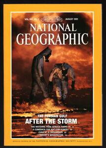 GULF-WAR-AUG-1991-NUCLEAR-POWER-WASHINGTON-CUBA-PARKS