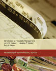 Introduction to Hospitality Management: Pearson New International Edition by John R. Walker, Josielyn T. Walker (Paperback, 2013)