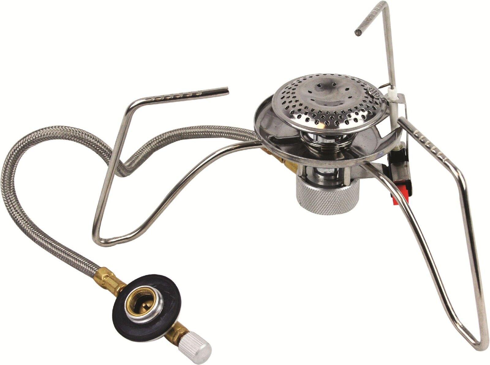gaz hpx300 hpx300 hpx300 MILITAIRE CHAMP cuisinière compact randonnée poêle + piézo IGNITION 42ded3