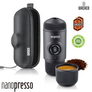 Wacaco Nanopresso with Case Espresso Coffee Machine Portable Minipresso