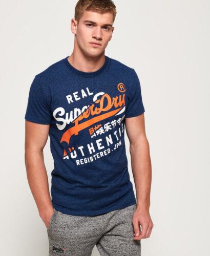 Superdry Mens Vintage Authentic T-Shirt