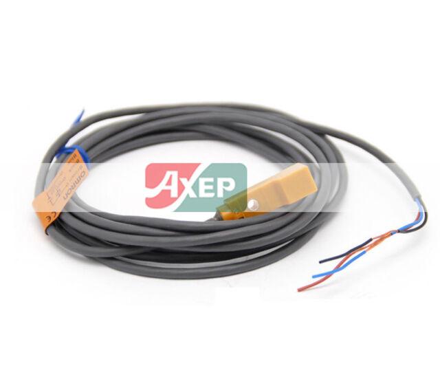 A● OMRON TL-Q2MC1 Proximity Switch ,12 to 24VDC,New