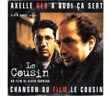 Axelle Red - À Quoi Ça Sert / Suspicious Minds - CDS - 1997 - Chanson 2TR Card