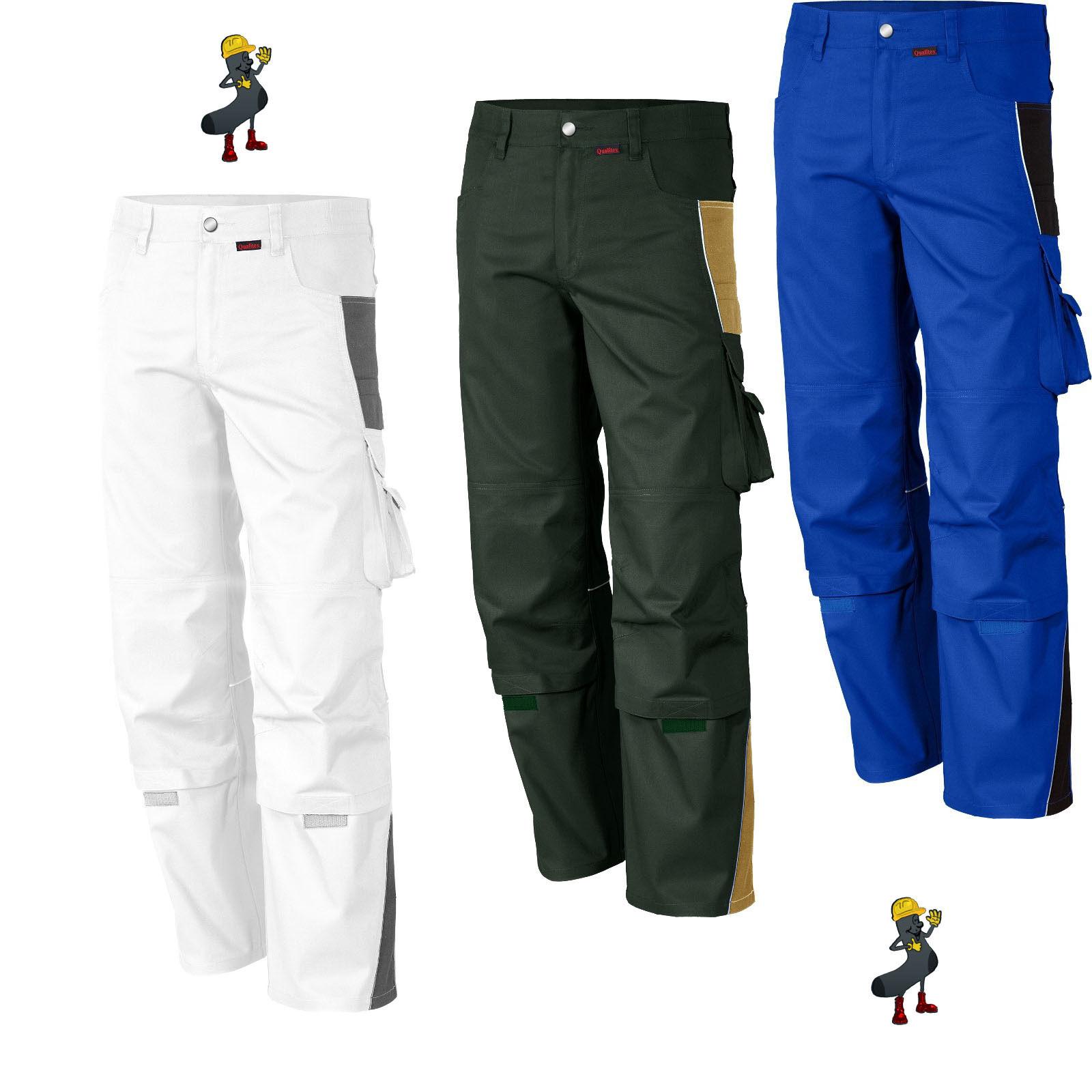 Pantaloni da Lavoro Veste Abbigliamento Pittore Professionale Qualitex Veste Lavoro Largo 7dec8f