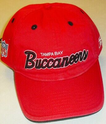 Reebok Tampa Bay Buccaneers Youth Adjustable Logo Hat