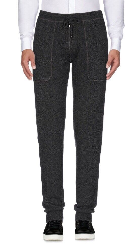 1,650  Canali Cashmere and Cotton Sweatpants Size US 32 or Made in