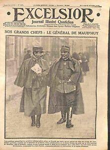 General-Louis-Ernest-de-Maud-039-huy-en-Picardie-Legion-d-039-Honneur-WWI-1914