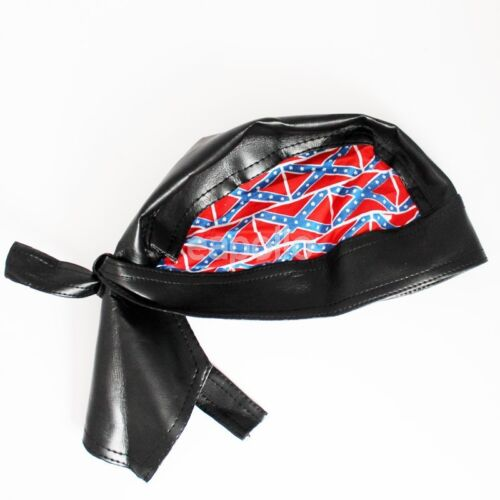 USA National Flag Paisley Zandana Unisex Scarf Head Tie Down Band Biker/'s CapB3