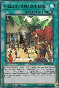Yu-Gi-Oh-SD-Village-Amazonesse-Amazoness-SS02-FRV03-VF-Ultra-Rare
