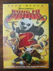Kung Fu Panda 2 Dvd 2011 Animated 97361166148 Ebay