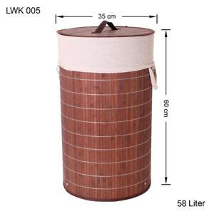 Bamboo-Laundry-Basket-Box-Linen-Chest-Laundry-Basket-Linen-Garment-Bag-LWK005